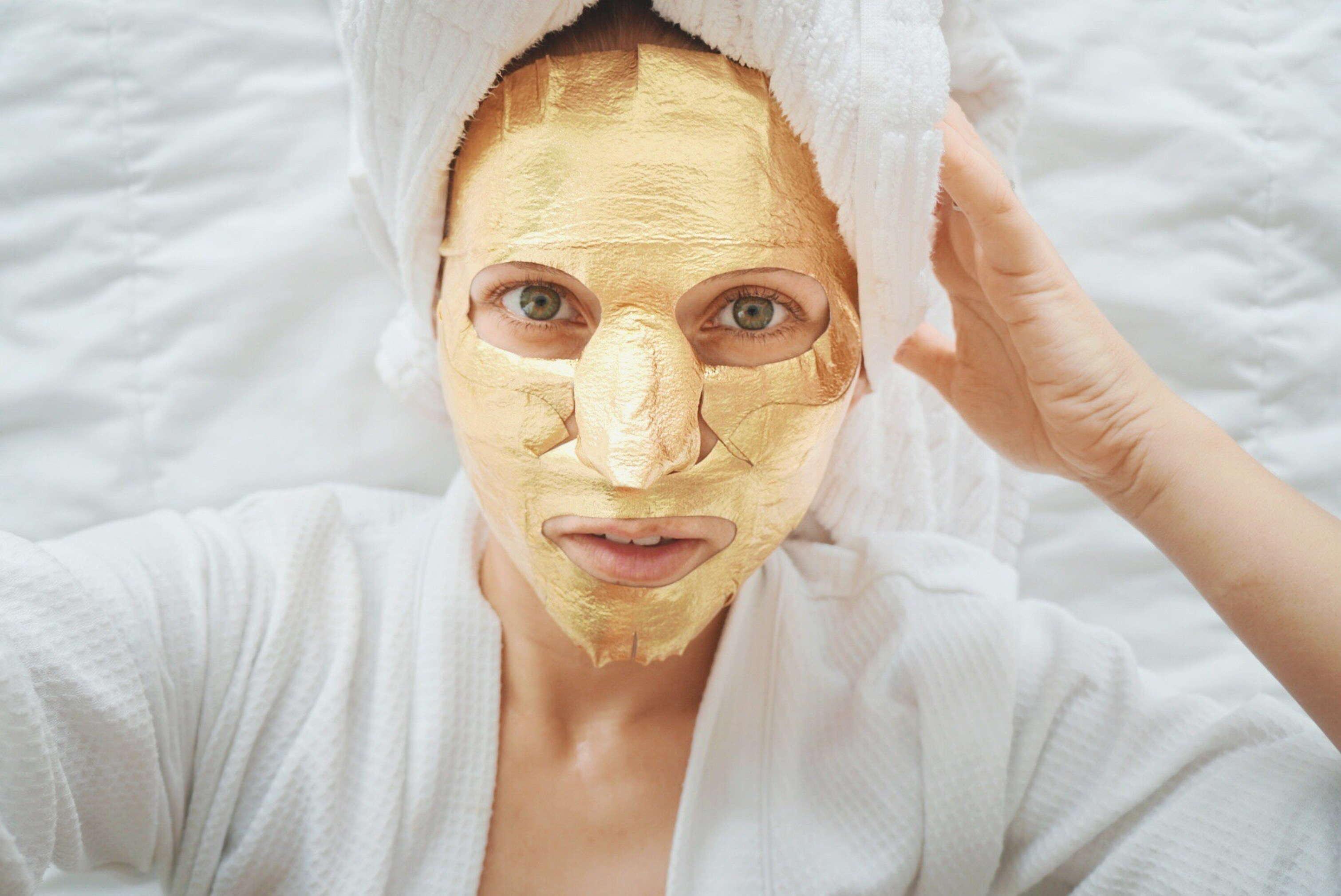 Как усилить эффект от тканевой маски?-Фото 1