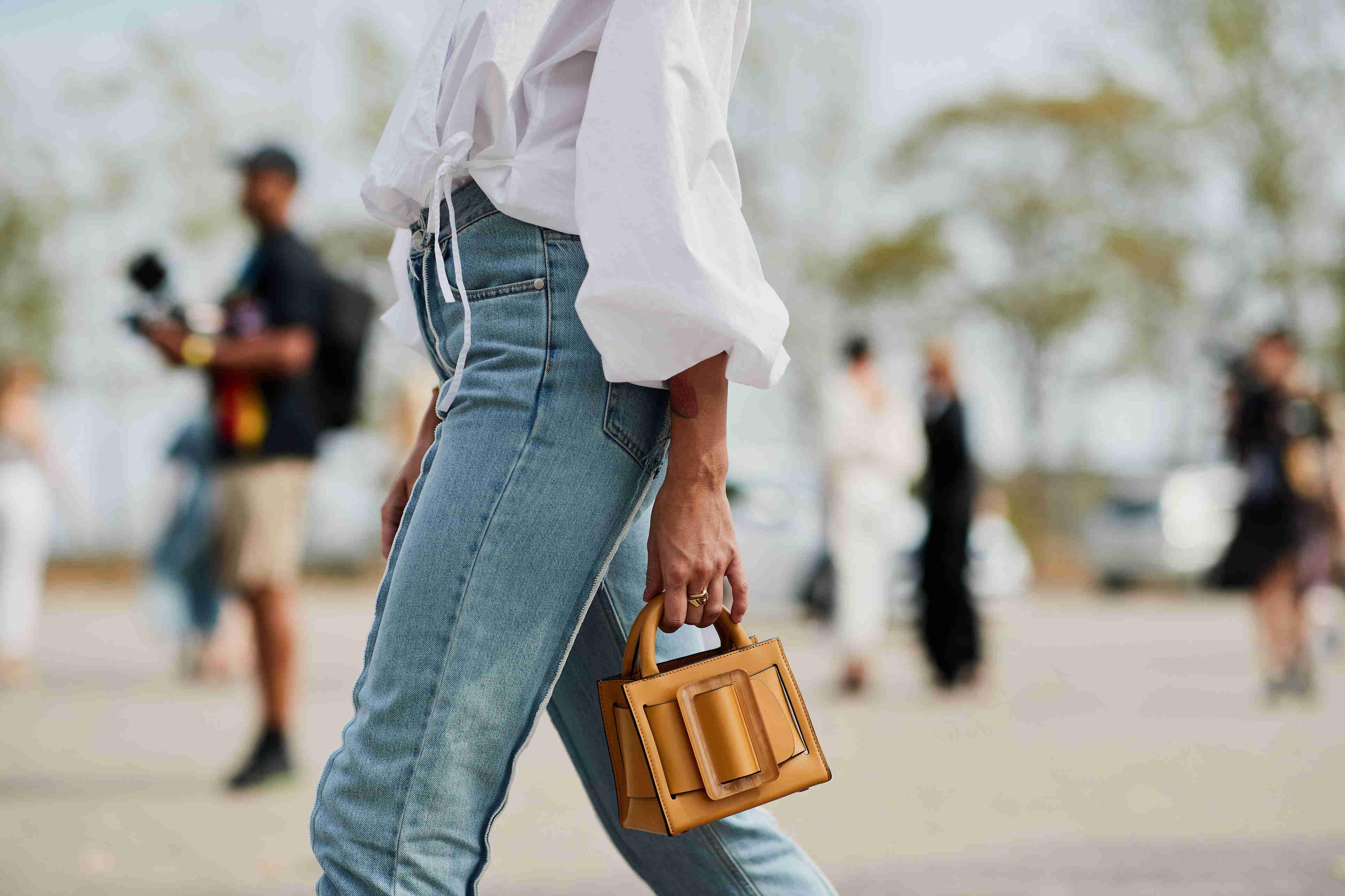 джинсы история