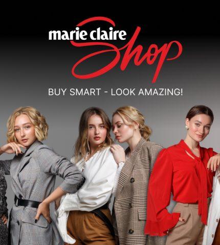 Marie Claire запускает онлайн-платформу для шопинга — MC Shop-430x480