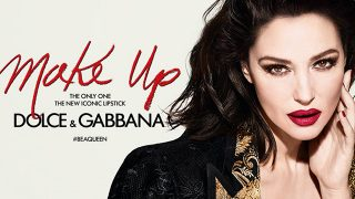 Моника Беллуччи стала лицом Dolce & Gabbana Make Up-320x180