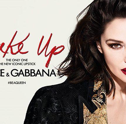 Моника Беллуччи стала лицом Dolce & Gabbana Make Up-430x480