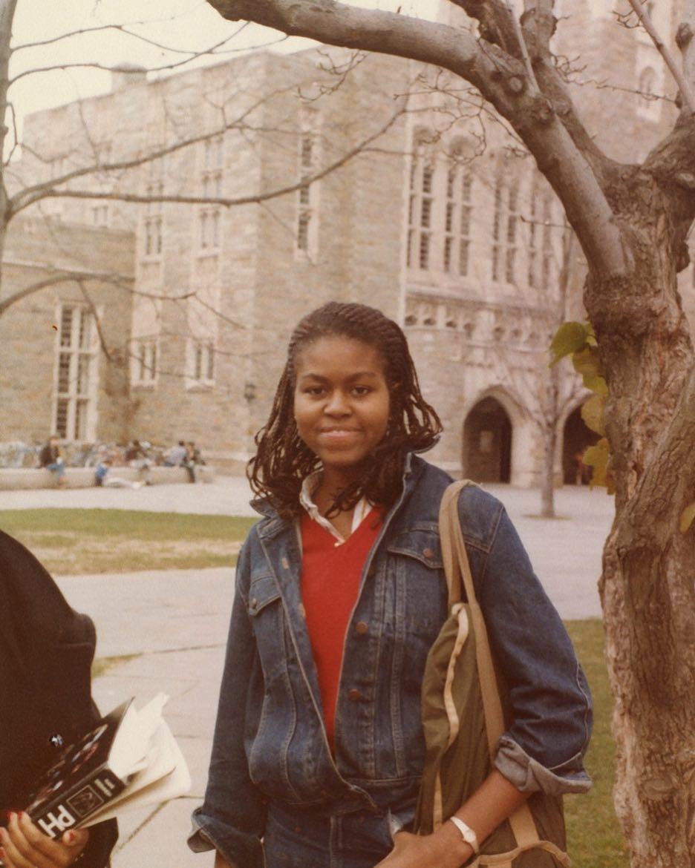 Мішель Обама: впевненими кроками від улюбленої молодшої сестри до найвпливовішої жінки США-Фото 3