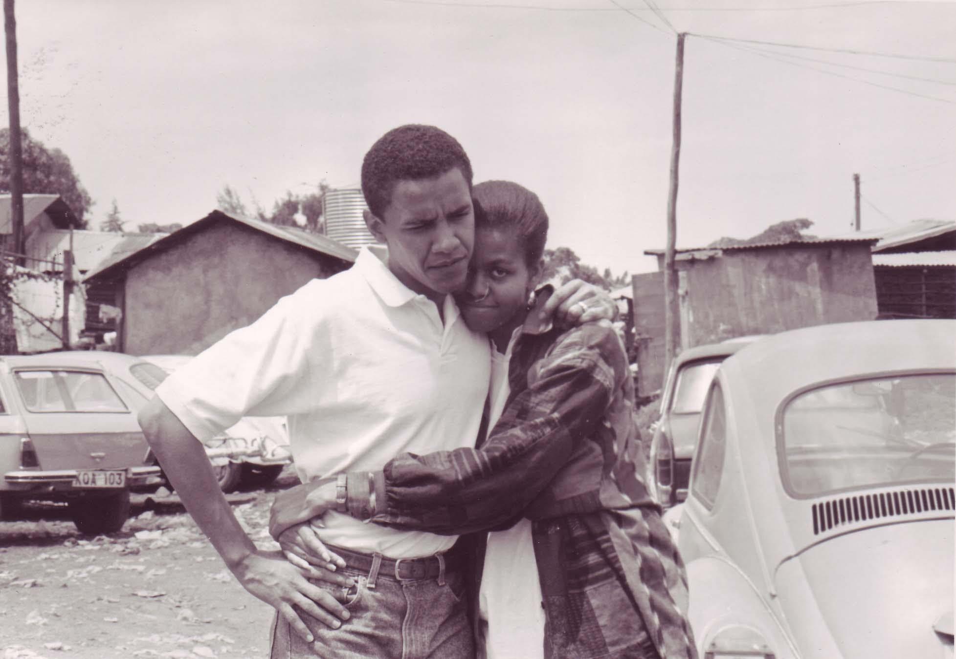 Новий погляд: Барак Обама очима Мішель-Фото 3
