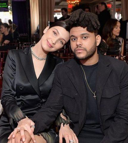 Белла Хадид и The Weeknd снова вместе-430x480