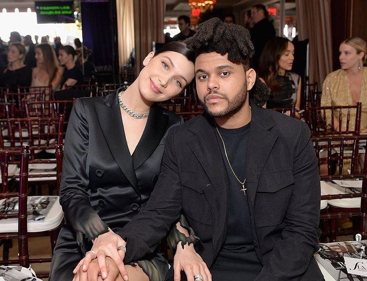 Белла Хадид и The Weeknd снова вместе-Фото 1