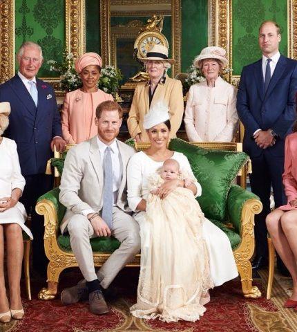 Королівська сім'я: від любові до ненависті й знов до любові-430x480