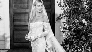 Хейли Бибер показала свое свадебное платье-320x180