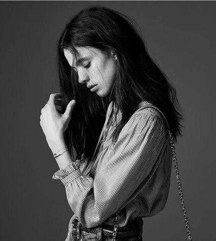 Актриса фильма «Однажды в Голливуде» снялась в рекламной кампании Сeline-430x480