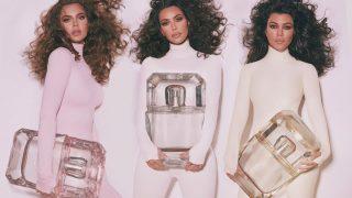 Ким Кардашьян вместе с сестрами анонсировала выход нового аромата-320x180