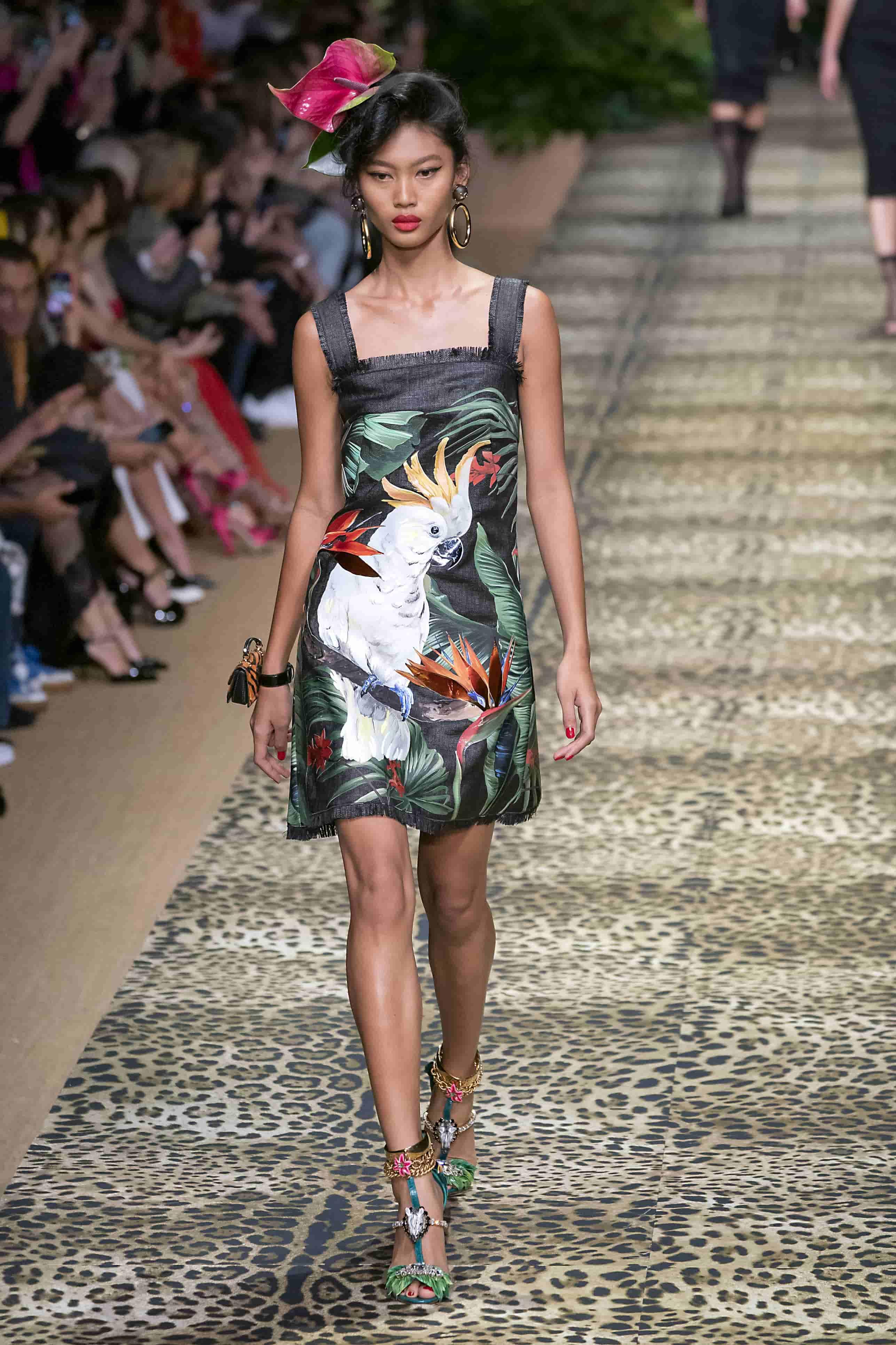 Дети джунглей: как носить самый модный принт будущего сезона-Фото 2