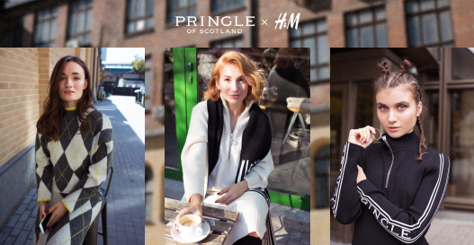 Pringle of Scotland x H&M