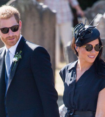 Меган Маркл и принц Гарри могут переехать в Канаду из-за проблем с британской прессой — СМИ-430x480