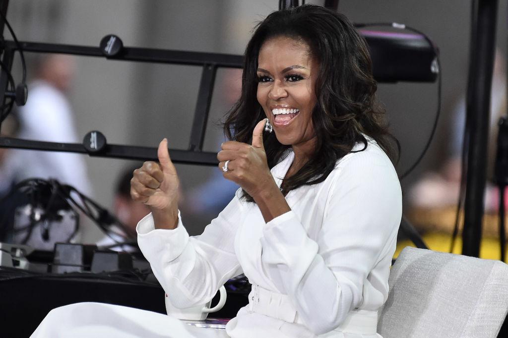 Мішель Обама: впевненими кроками від улюбленої молодшої сестри до найвпливовішої жінки США-Фото 1