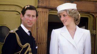 Как выглядят Эмма Коррин и Джош О'Коннор в ролях принцессы Дианы и принца Чарльза-320x180