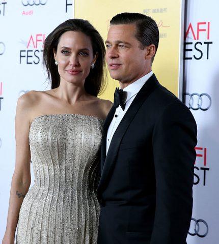 Стало известно, почему Анджелина Джоли и Брэд Питт не могут развестись-430x480