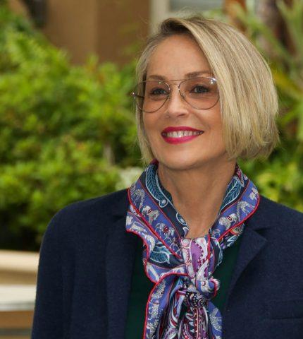 Шэрон Стоун рассказала о предубежденности в Голливуде и сексе в зрелом возрасте-430x480