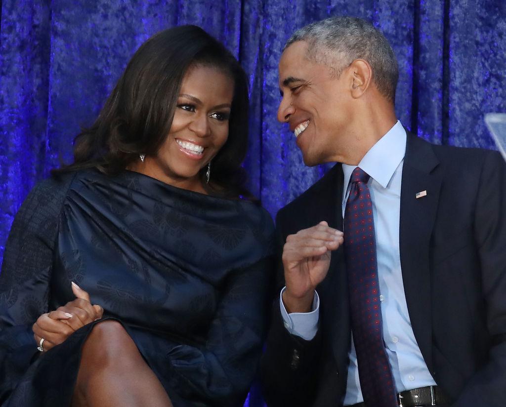 Новий погляд: Барак Обама очима Мішель-Фото 1