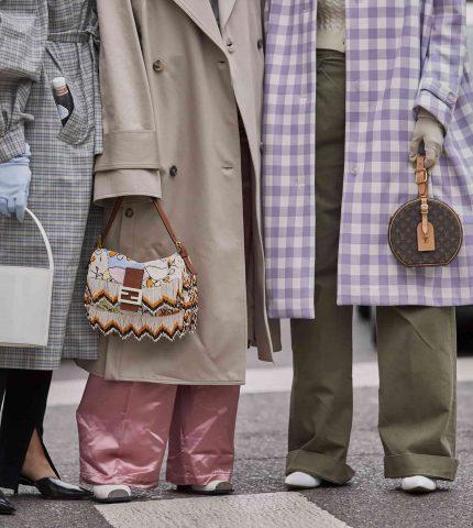 Как носить брюки палаццо: лучшие образы для осени-430x480