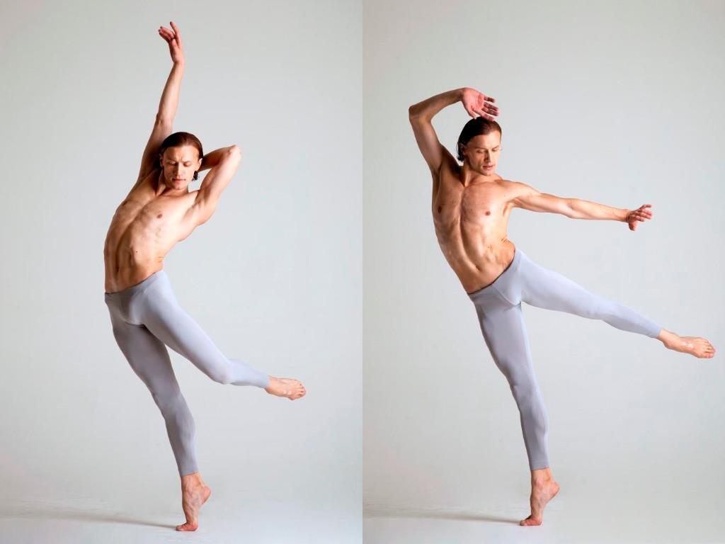Культурный код танцора балета Дениса Матвиенко