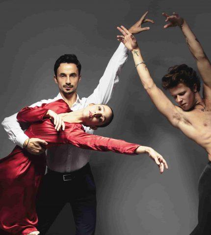 Александр Стоянов «переманил» солистов из балета Сан-Франциско-430x480