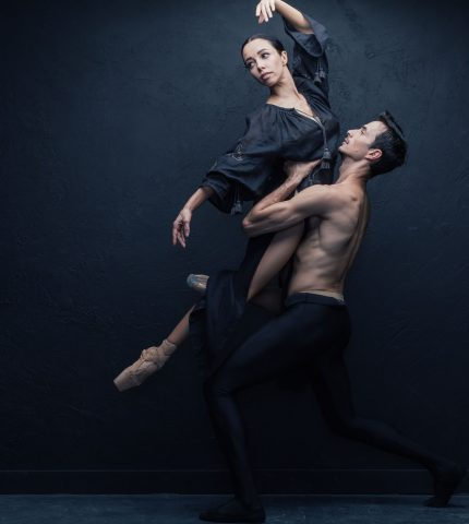 Главное событие осени от Екатерины Кухар и Александра Стоянова – фестиваль «BALLET OPEN SPACE»-430x480