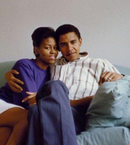 Новий погляд: Барак Обама очима Мішель-430x480