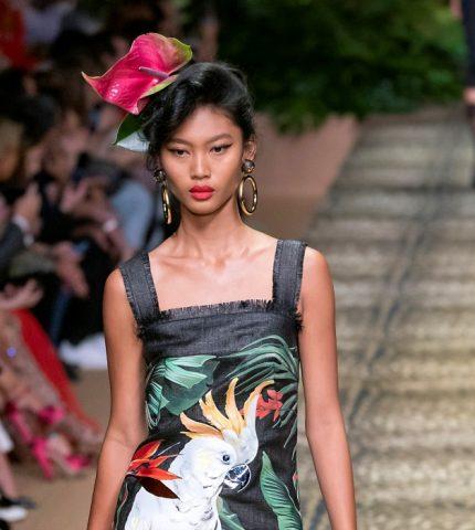 Дети джунглей: как носить самый модный принт будущего сезона-430x480