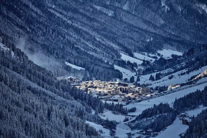 Лыжный сезон: австрийский Ишгль-Фото 2