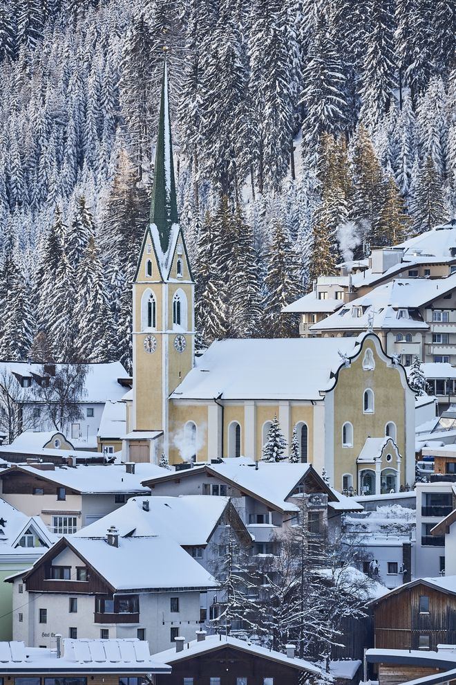 Лыжный сезон: австрийский Ишгль-Фото 7