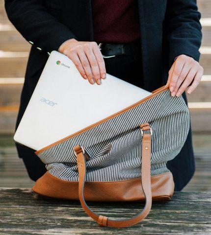 В чем носить ноутбук: 15 вариантов рюкзаков, кейсов и сумок-430x480