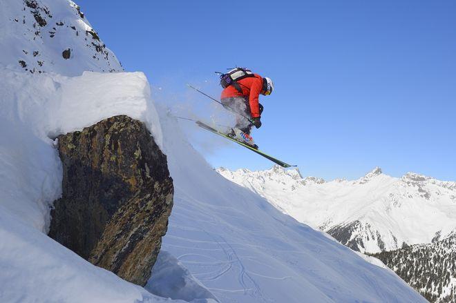 Лыжный сезон: австрийский Ишгль-Фото 8