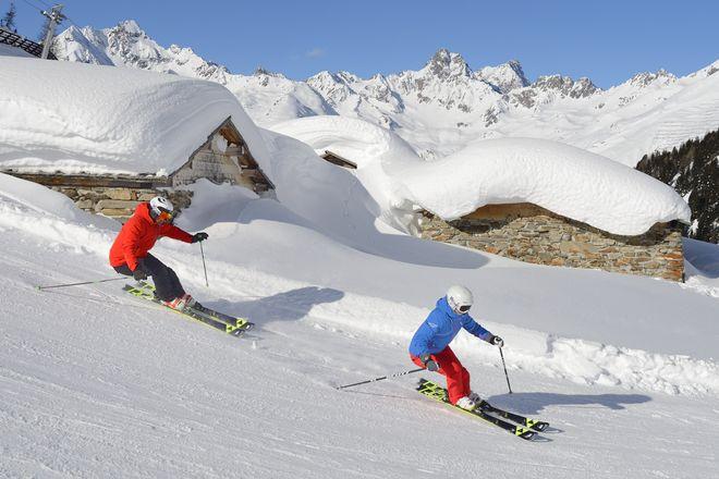 Лыжный сезон: австрийский Ишгль-Фото 1