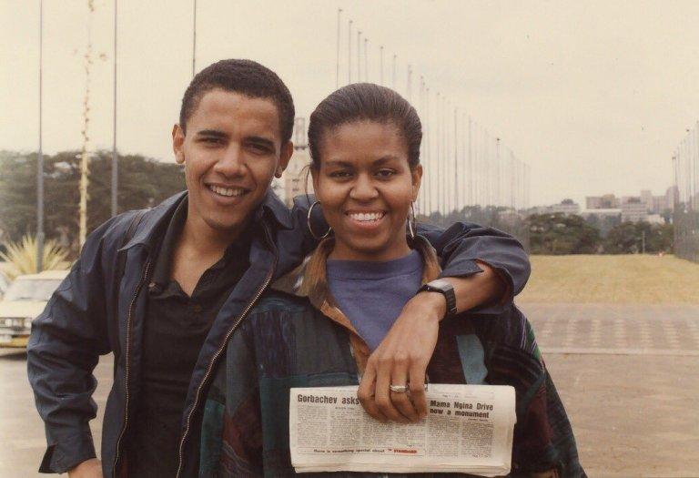 Новий погляд: Барак Обама очима Мішель-Фото 2