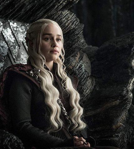 Эмилия Кларк рассказала о съемках обнаженной в «Игре престолов»-430x480