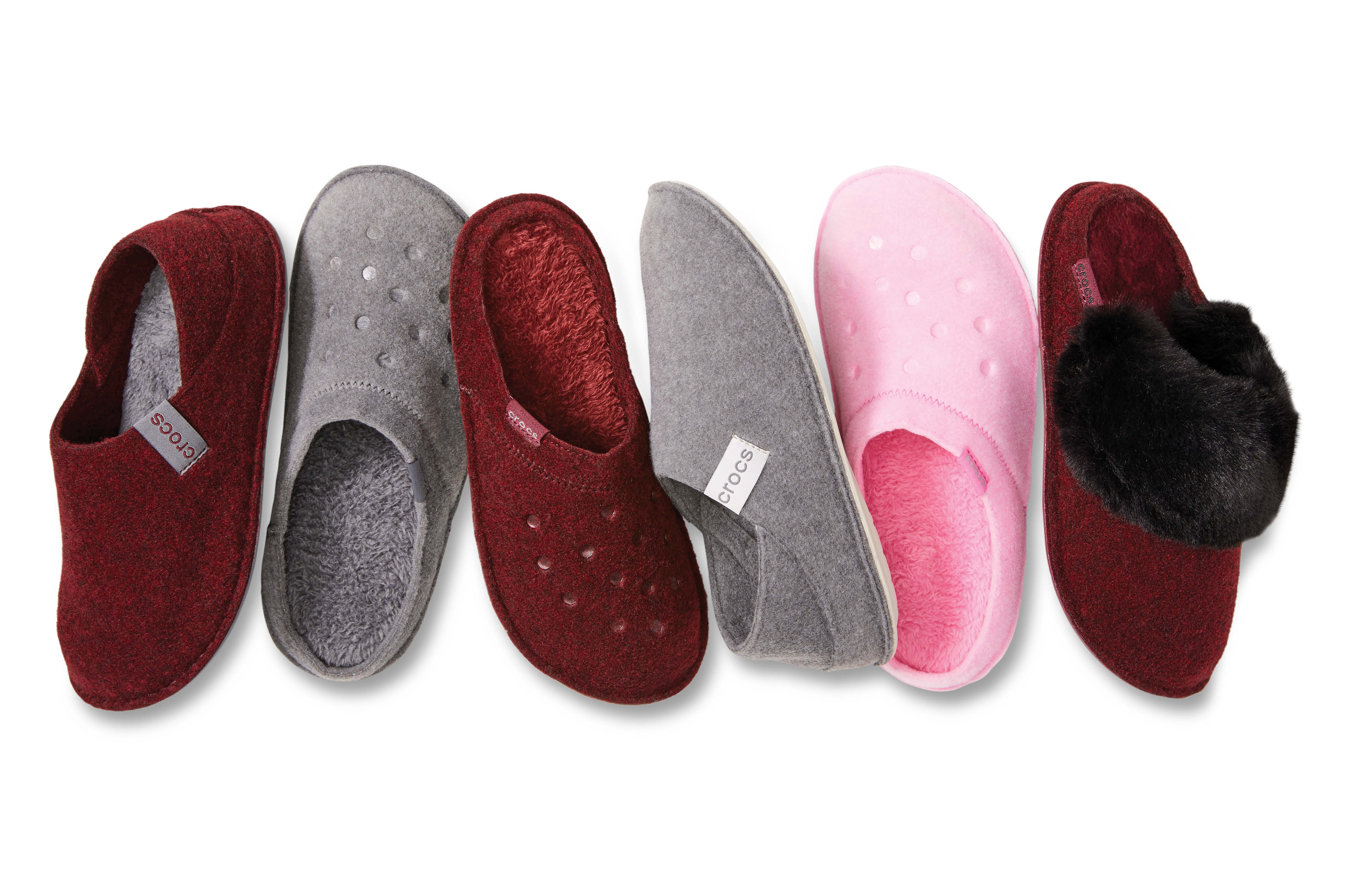Утепляемся: тапочки Crocs для уютной зимы-Фото 2