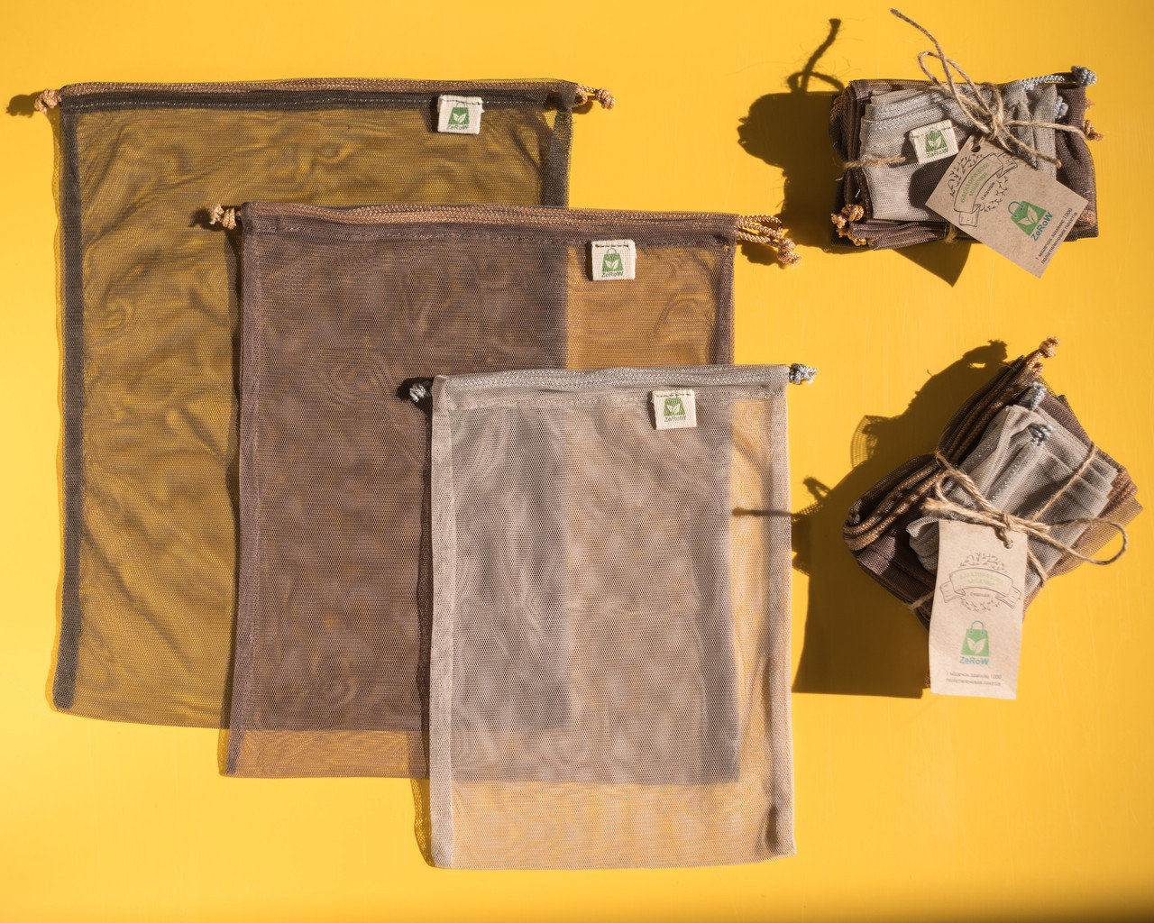 Чем заменить пакеты: авоськи, шоперы, мешочки и безразмерные сумки-Фото 3
