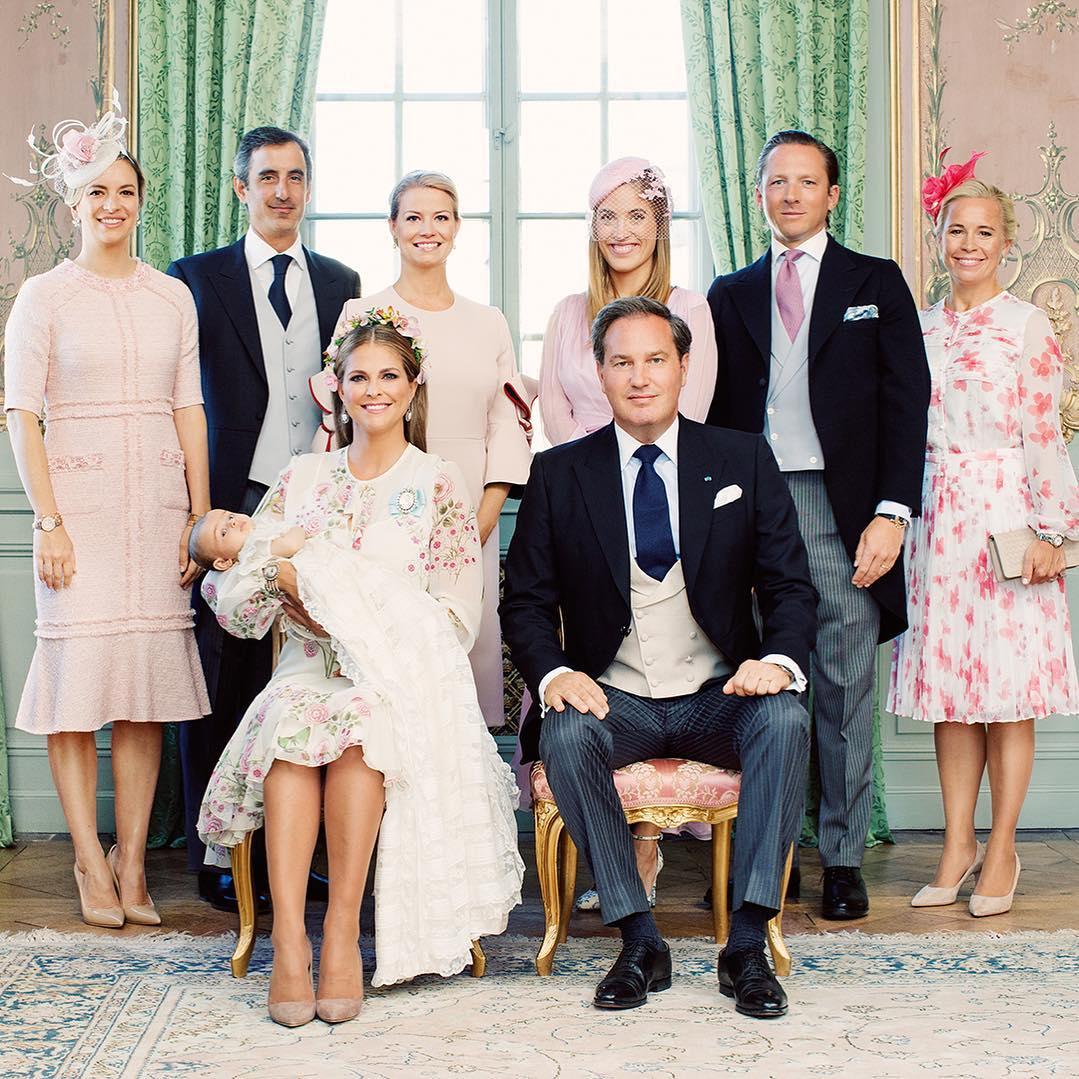 Принцеса Мадлен: активна життєва позиція та шлюб з американським бізнесменом-Фото 1