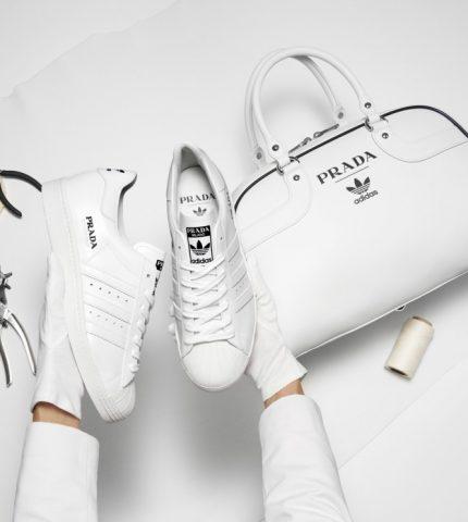 Какими стали первые вещи из коллаборации Adidas и Prada-430x480
