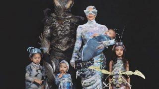 Какие костюмы на Хэллоуин выбрало семейство Кардашьян-Уэст-320x180