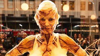 Хайди Клум объявлена королевой Хэллоуина 2019-320x180