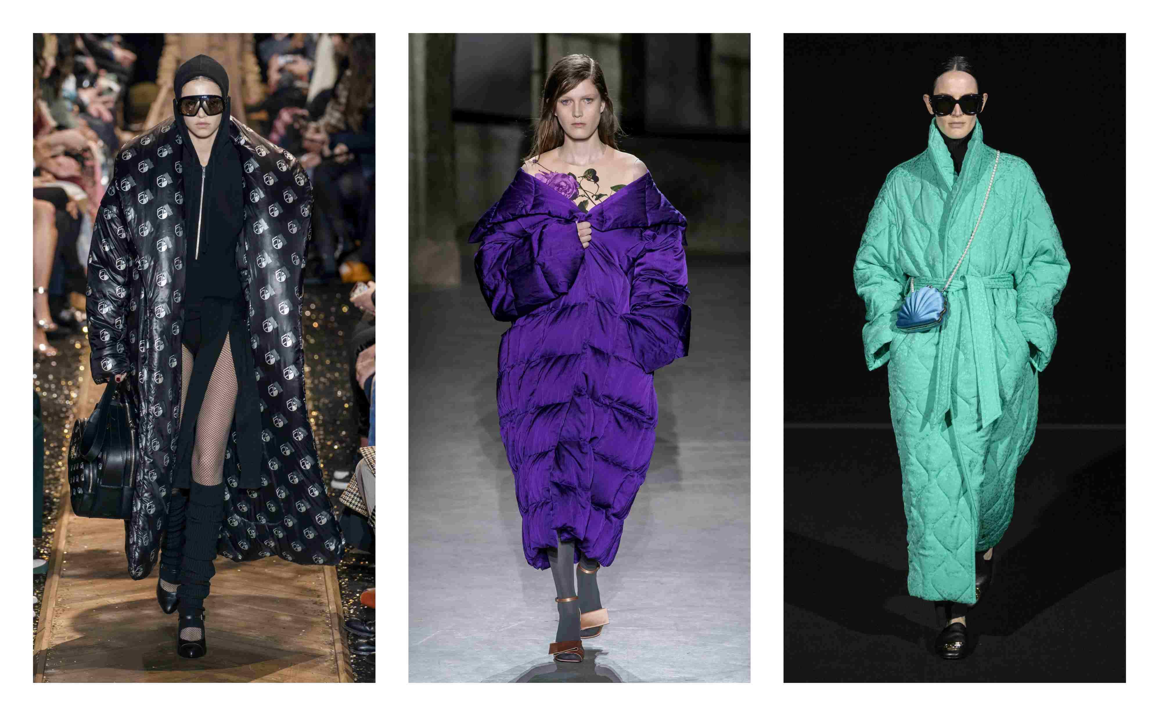 Зима близко: самые модные пуховики наступающей зимы и не только-Фото 1