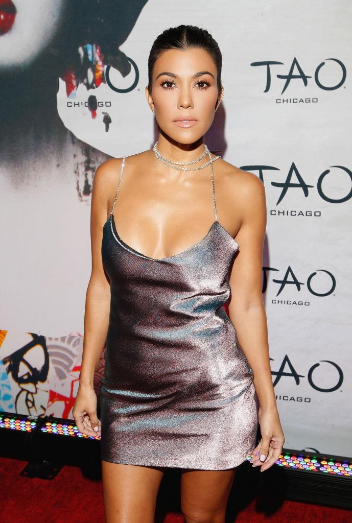 Кортни Кардашьян покидает шоу Keeping Up With The Kardashians-Фото 1