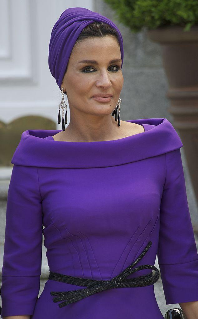 Шейха Моза: восточная сказка самодостаточной женщины-Фото 1