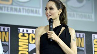 Анджелина Джоли была эвакуирована со съемочной площадки-320x180