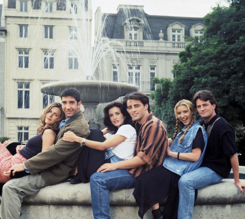 HBO Max представит воссоединение «Друзей»-Фото 1