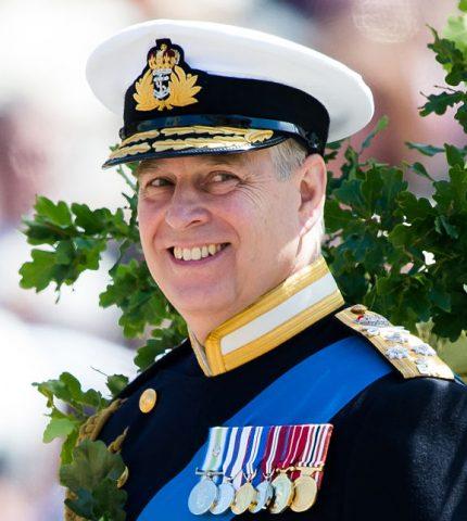 Принц Эндрю отказался от королевских обязанностей-430x480