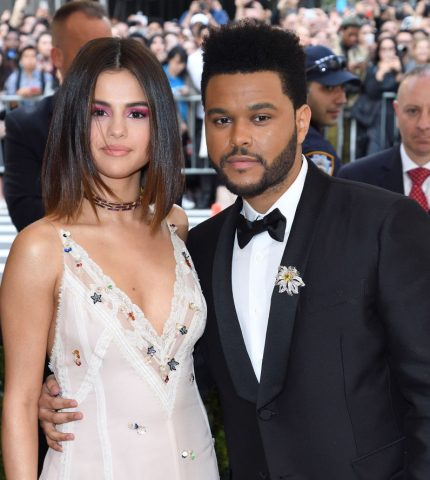 The Weeknd представит песню, посвященную Селене Гомес-430x480
