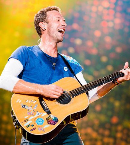 Группа Coldplay откажется от туров-430x480