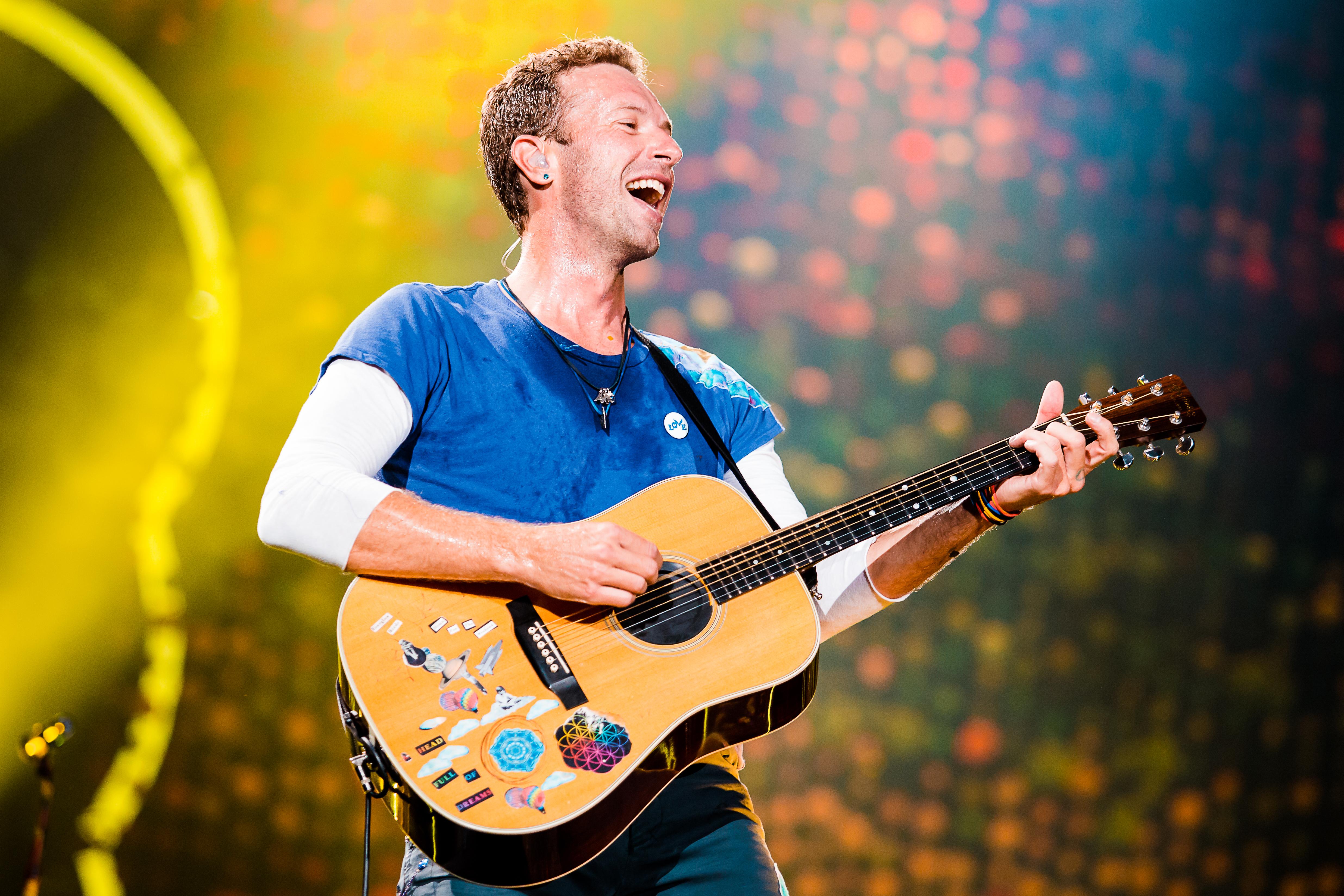 Группа Coldplay откажется от туров-Фото 1
