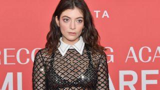 Lorde отложила запись нового альбома-320x180